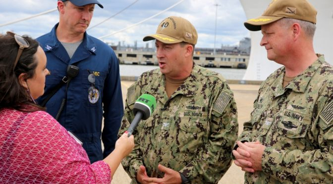 The Role of Public Affairs in U.S. Seapower, Pt. 2