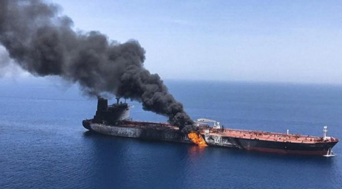 Escorting in the Persian Gulf: Firefighting, Policing, or Bodyguarding?