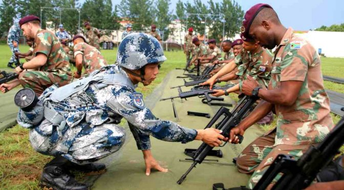 If Not China, Who? Competing in Africa Through Foreign Military Education
