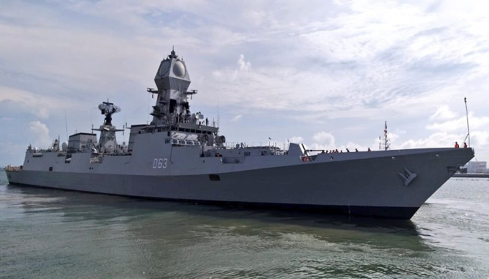 Naval Deployments, Exercises, and the Geometry of Strategic Partnerships in the Indo-Pacific