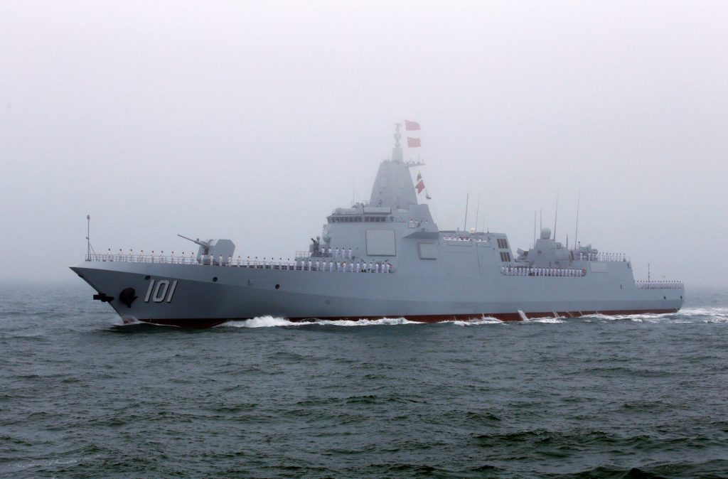Red Star Over the Pacific: A Conversation with James Holmes on China's Maritime Rise