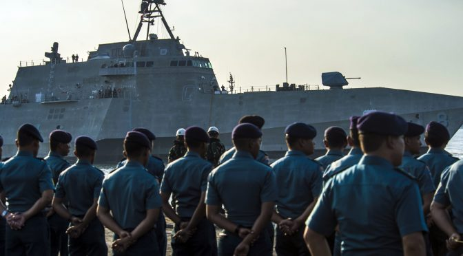 Tackle Force Dynamism and Administrative Structure For a Stronger Navy