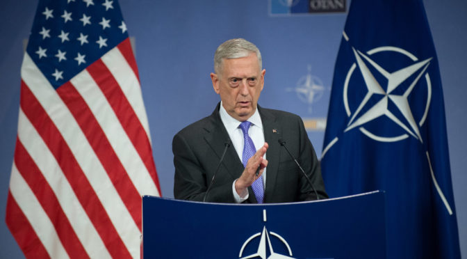 At Mattis's Side: Civil-Military Relations in the Age of Trump