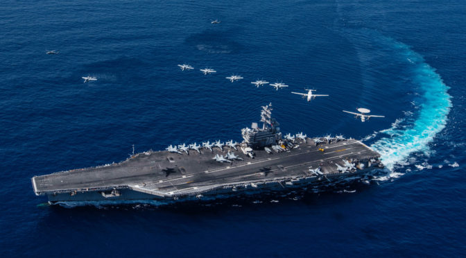 The Future of Aircraft Carriers: Consider the Air Wing, Not The Platform