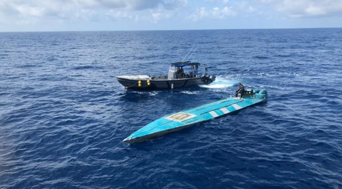 Taking Notes from Narcos: Semisubmersible Unmanned Ships for Great Power Competition