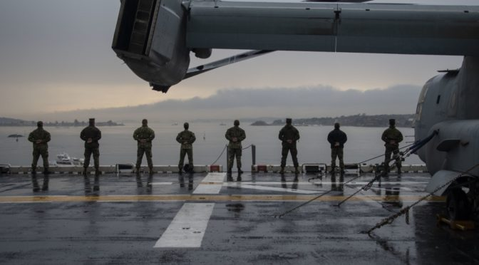 Mapping Gray Maritime Networks for Hybrid Warfare