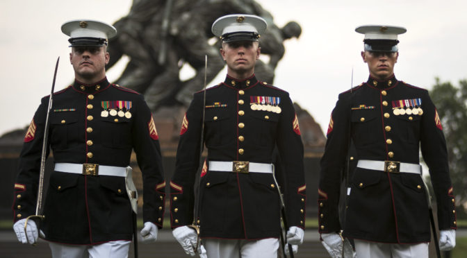 Crafting the U.S. Marine Corps Mystique: A Conversation with Heather Venable