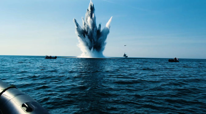Mine the Littorals and Chokepoints: Mine Warfare in Support of Sea Control