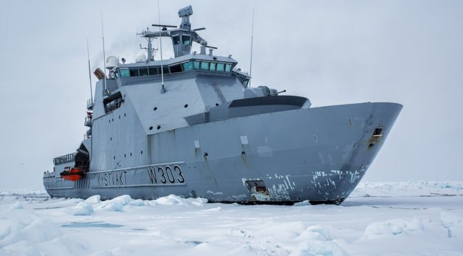 Why NATO Needs a Standing Maritime Group in the Arctic