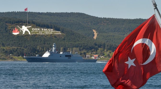 Let Me Get this Strait: The Turkish Straits Question Revisited