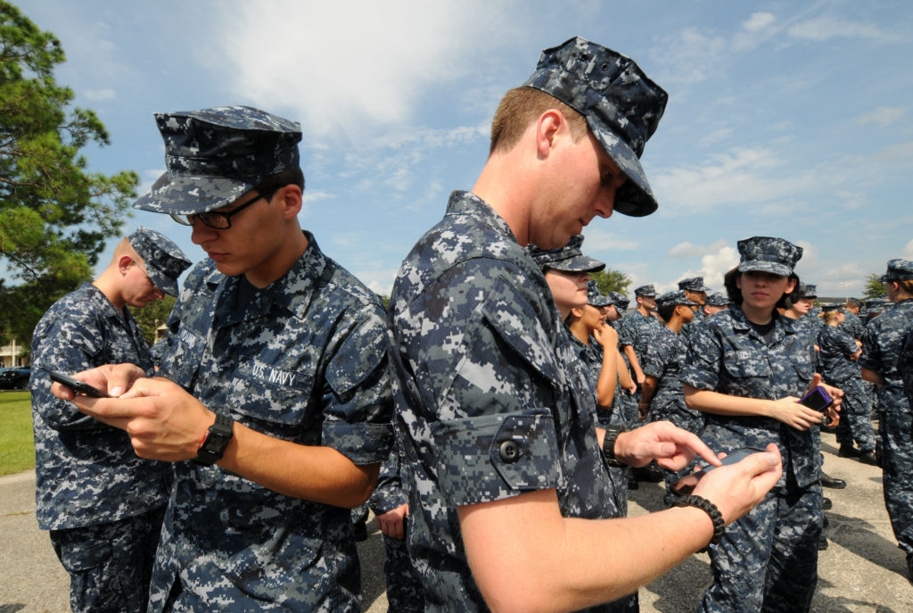 Winning the War on Distraction: Military Leaders Need Quiet Minds in the Digital Age