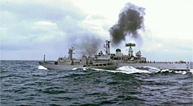 The Cod Wars and Today: Lessons from an Almost War