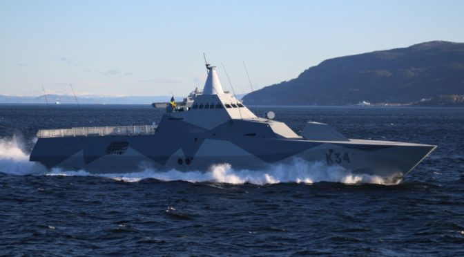 Sweden and the Blue Society: New Challenges for a Small Navy
