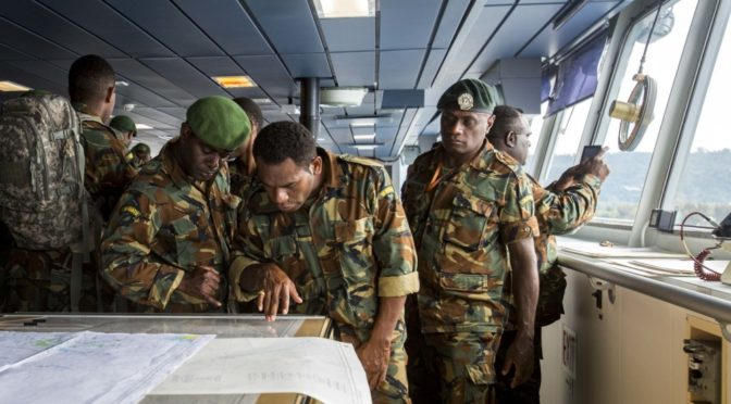 A South Pacific Island-Led Approach to Regional Maritime Security