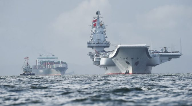 Aiki in the South China Sea: Fresh Asymmetric Approaches and Sea Lane Vulnerabilities