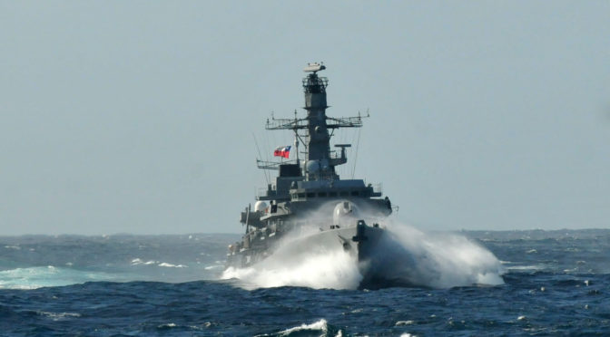 Illegal Fishing in the South Pacific: What Can the Chilean Navy Do?