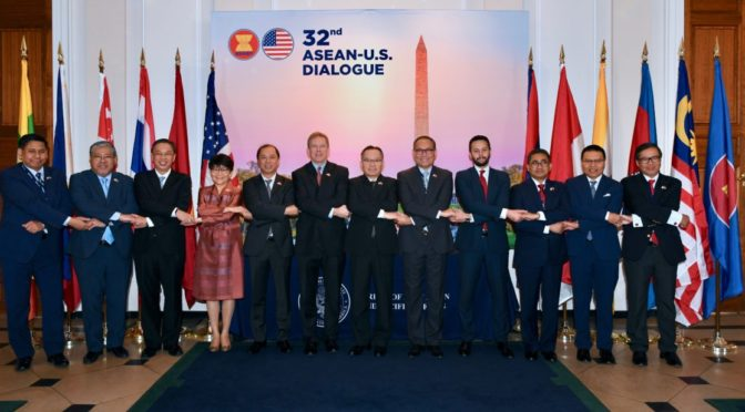 The Pathway Toward Containment: Fleet Actions for the United States and ASEAN Plus 5