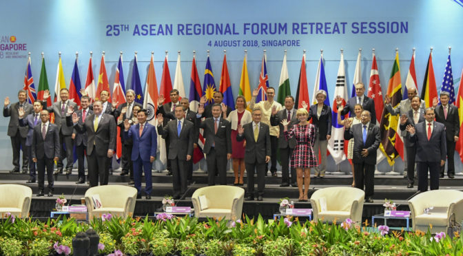 Between Scylla and Charybdis: ASEAN and the U.S.-China Contest for the South China Sea
